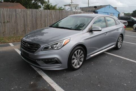 2016 Hyundai Sonata for sale at Drive Now Auto Sales in Norfolk VA