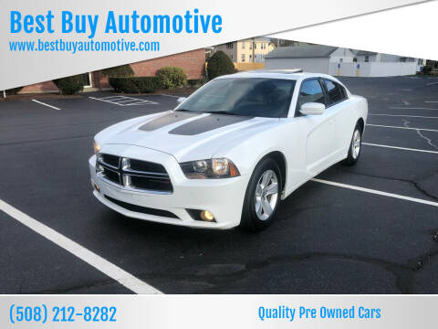 2012 Dodge Charger for sale at Best Buy Automotive in Attleboro MA
