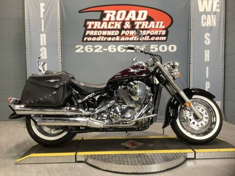 2012 Suzuki Boulevard  for sale at Road Track and Trail in Big Bend WI