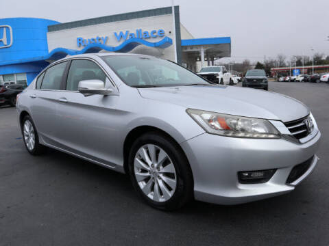 2014 Honda Accord for sale at RUSTY WALLACE HONDA in Knoxville TN