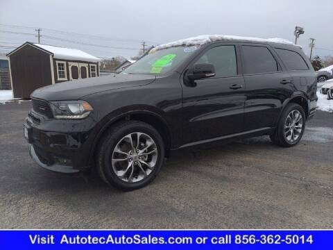 2020 Dodge Durango for sale at Autotec Auto Sales in Vineland NJ