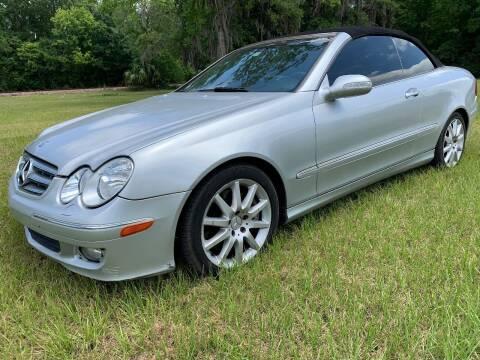 2007 Mercedes-Benz CLK for sale at Next Autogas Auto Sales in Jacksonville FL