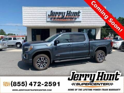 2020 GMC Sierra 1500 for sale at Jerry Hunt Supercenter in Lexington NC