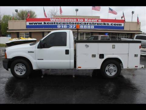 2007 Ford F-250 Super Duty for sale at Kents Custom Cars and Trucks in Collinsville OK