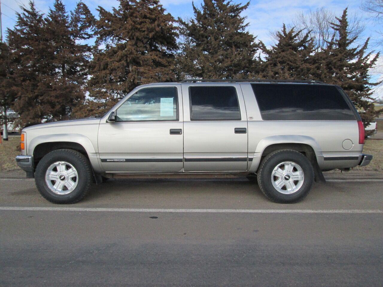 Used Gmc Suburban For Sale Carsforsale Com