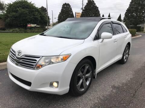 2011 Toyota Venza for sale at Mendz Auto in Orlando FL