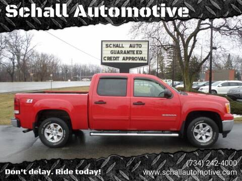 2011 GMC Sierra 1500 for sale at Schall Automotive in Monroe MI