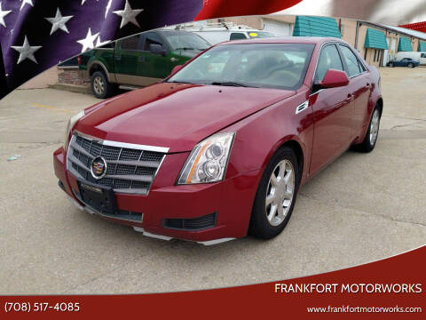 2008 Cadillac CTS for sale at Frankfort Motorworks in Frankfort IL