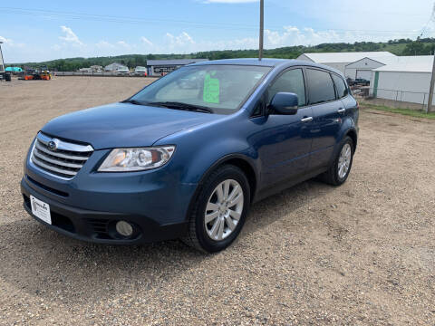 2008 Subaru Tribeca for sale at TRUCK & AUTO SALVAGE in Valley City ND