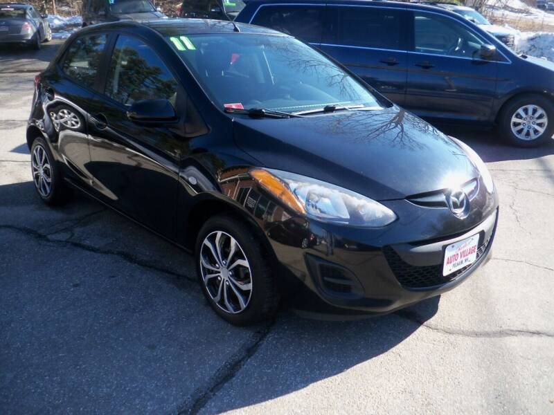 2011 Mazda MAZDA2 for sale at Charlies Auto Village in Pelham NH