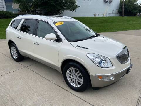 2012 Buick Enclave for sale at Best Buy Auto Mart in Lexington KY