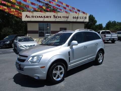 2012 Chevrolet Captiva Sport for sale at Automart South in Alabaster AL