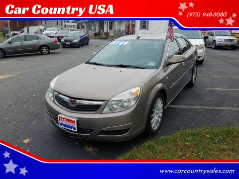 2008 Saturn Aura for sale at Car Country USA in Augusta NJ