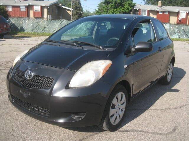 2007 Toyota Yaris for sale at ELITE AUTOMOTIVE in Euclid OH