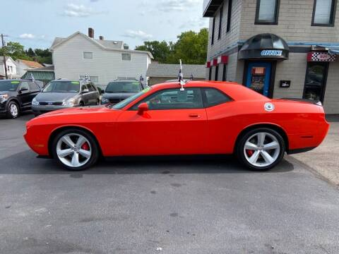 2008 Dodge Challenger for sale at Sisson Pre-Owned in Uniontown PA