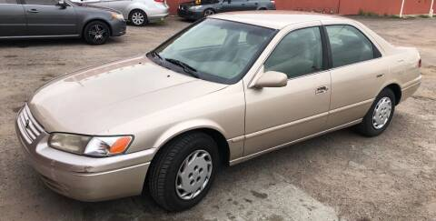 1999 Toyota Camry for sale at Fast Trac Auto Sales in Phoenix AZ