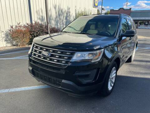 2016 Ford Explorer for sale at DAVENPORT MOTOR COMPANY in Davenport WA