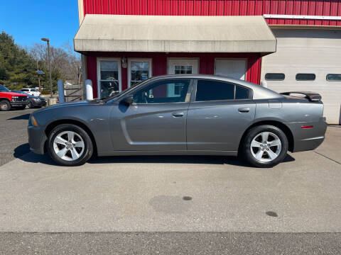 2012 Dodge Charger for sale at JWP Auto Sales,LLC in Maple Shade NJ