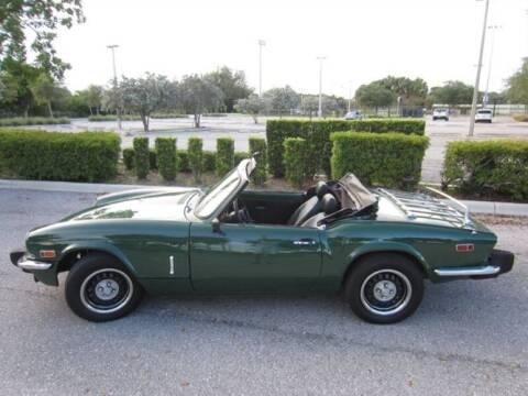 1977 Triumph Spitfire for sale at Classic Car Deals in Cadillac MI