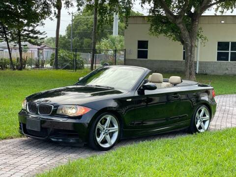2009 BMW 1 Series for sale at Citywide Auto Group LLC in Pompano Beach FL