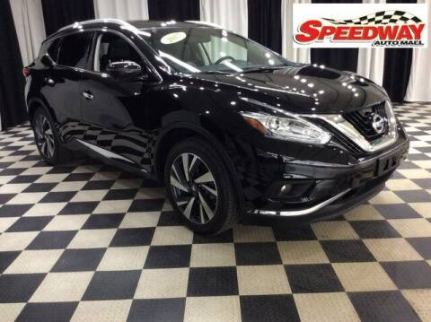 2017 Nissan Murano for sale at SPEEDWAY AUTO MALL INC in Machesney Park IL