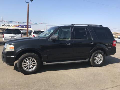 2013 Ford Expedition for sale at First Choice Auto Sales in Bakersfield CA