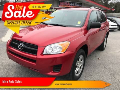 2010 Toyota RAV4 for sale at Mira Auto Sales in Raleigh NC