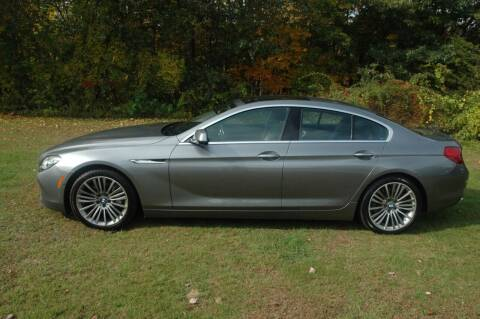 2013 BMW 6 Series for sale at Bruce H Richardson Auto Sales in Windham NH