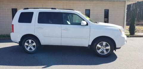 2011 Honda Pilot for sale at 220 Auto Sales LLC in Madison NC