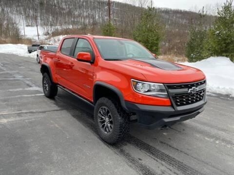 2019 Chevrolet Colorado for sale at Hawkins Chevrolet in Danville PA
