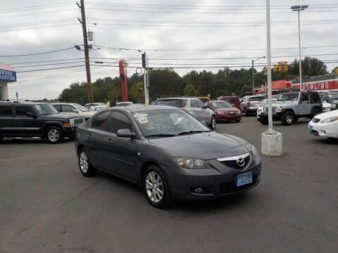 2008 Mazda MAZDA3 for sale at United Auto Land in Woodbury NJ