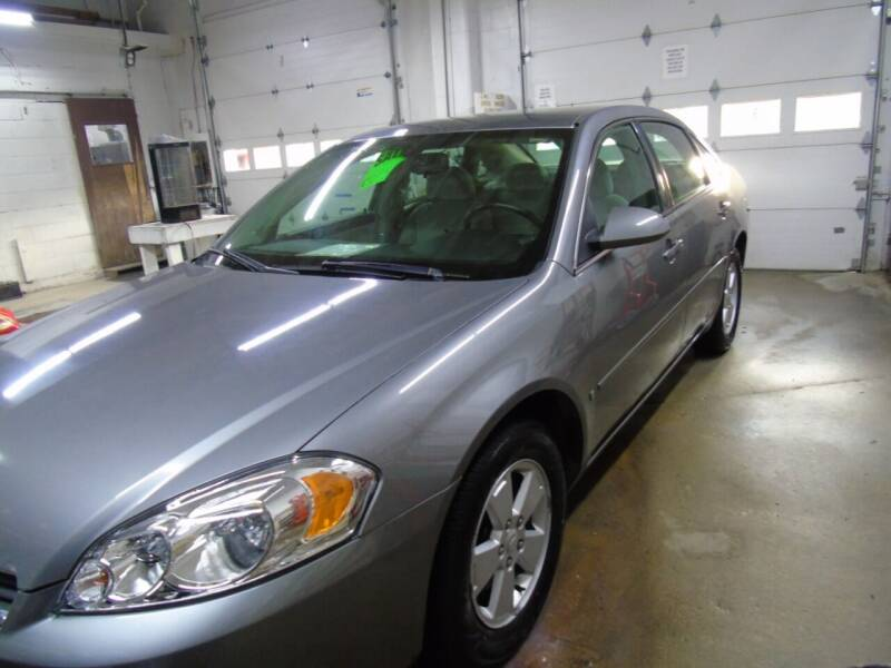 2006 Chevrolet Impala for sale at C&C AUTO SALES INC in Charles City IA