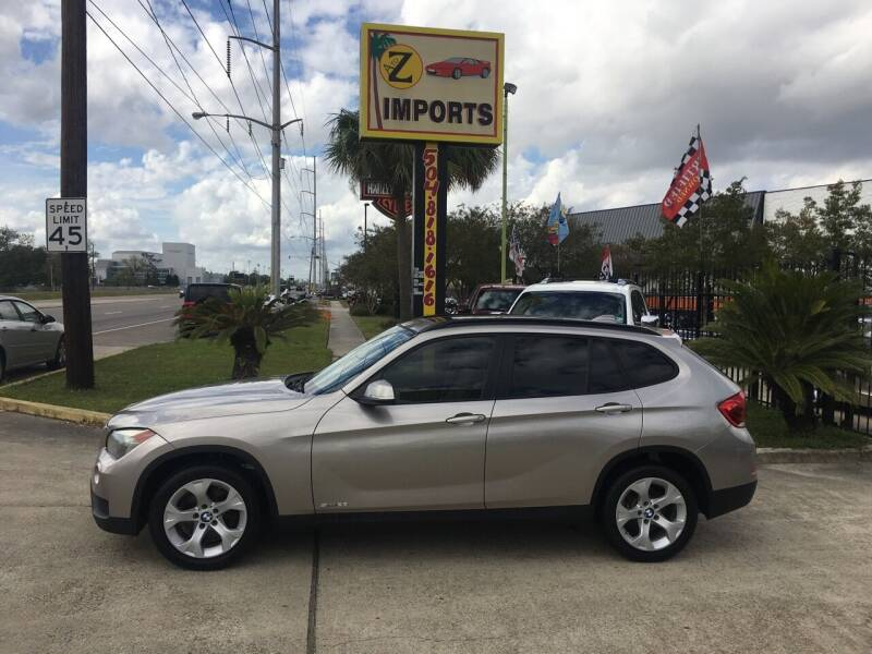 2013 BMW X1 for sale at A to Z IMPORTS in Metairie LA