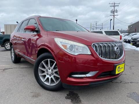 2013 Buick Enclave for sale at New Wave Auto Brokers & Sales in Denver CO