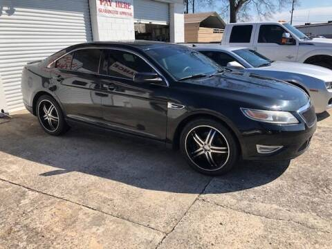 2011 Ford Taurus for sale at Harley's Auto Sales in North Augusta SC
