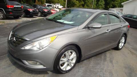 2013 Hyundai Sonata for sale at Glory Motors in Rock Hill SC