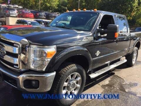 2014 Ford F-350 Super Duty for sale at J & M Automotive in Naugatuck CT