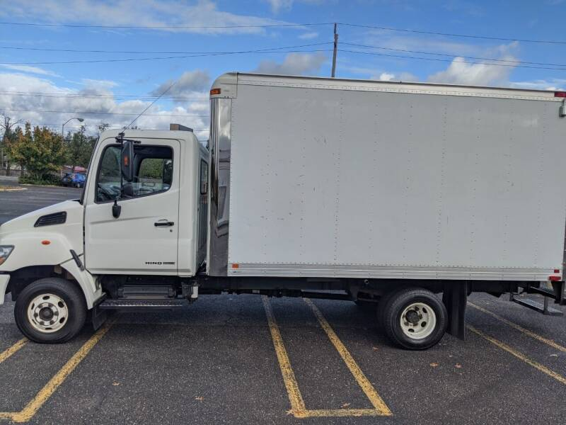 2007 Hino 145 for sale at Teddy Bear Auto Sales Inc in Portland OR