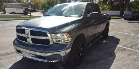 2013 RAM Ram Pickup 1500 for sale at Rosa's Auto Sales in Miami FL
