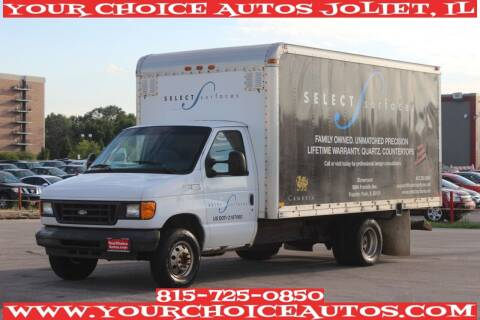 2004 Ford E-Series Chassis for sale at Your Choice Autos - Joliet in Joliet IL