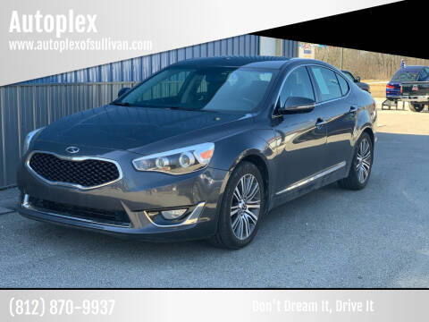 2014 Kia Cadenza for sale at Autoplex in Sullivan IN
