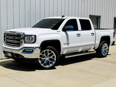 2018 GMC Sierra 1500 for sale at Lyman Auto in Griswold IA
