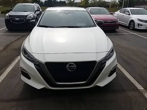 2020 Nissan Altima for sale at Lou Sobh Kia in Cumming GA
