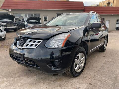 2014 Nissan Rogue Select for sale at STS Automotive in Denver CO