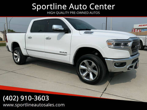 2020 RAM Ram Pickup 1500 for sale at Sportline Auto Center in Columbus NE