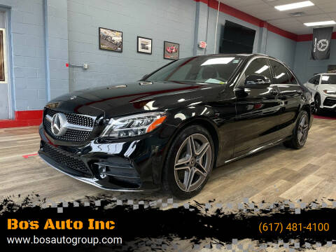 2020 Mercedes-Benz C-Class for sale at Bos Auto Inc in Quincy MA