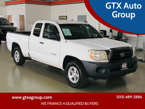 2006 Toyota Tacoma for sale at GTX Auto Group in West Chester OH