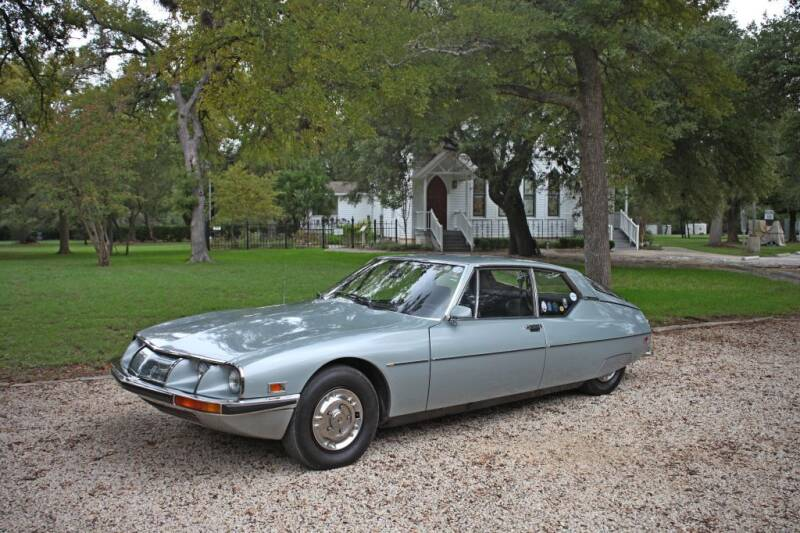 1973 CITROEN SM for sale at Village Motors Of Salado in Salado TX