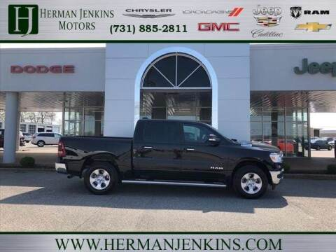 2020 RAM Ram Pickup 1500 for sale at Herman Jenkins Used Cars in Union City TN