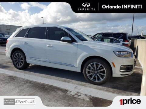 2017 Audi Q7 for sale at Orlando Infiniti in Orlando FL